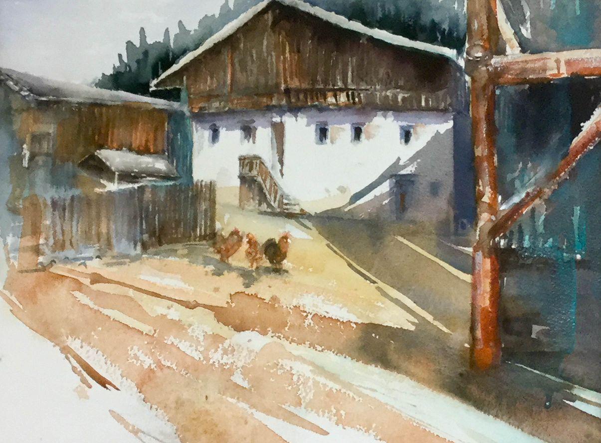 Bauernhaus Tirol
